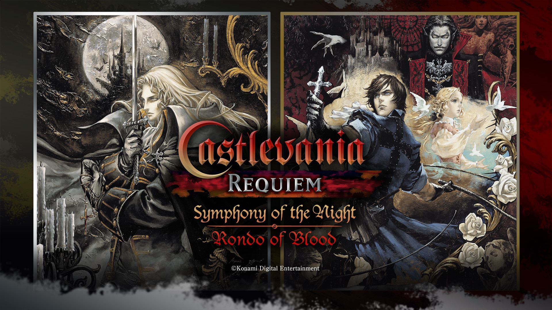 Castlevania Requiem:Symphony of the Night & Rondo of Blood (English Ver.)
