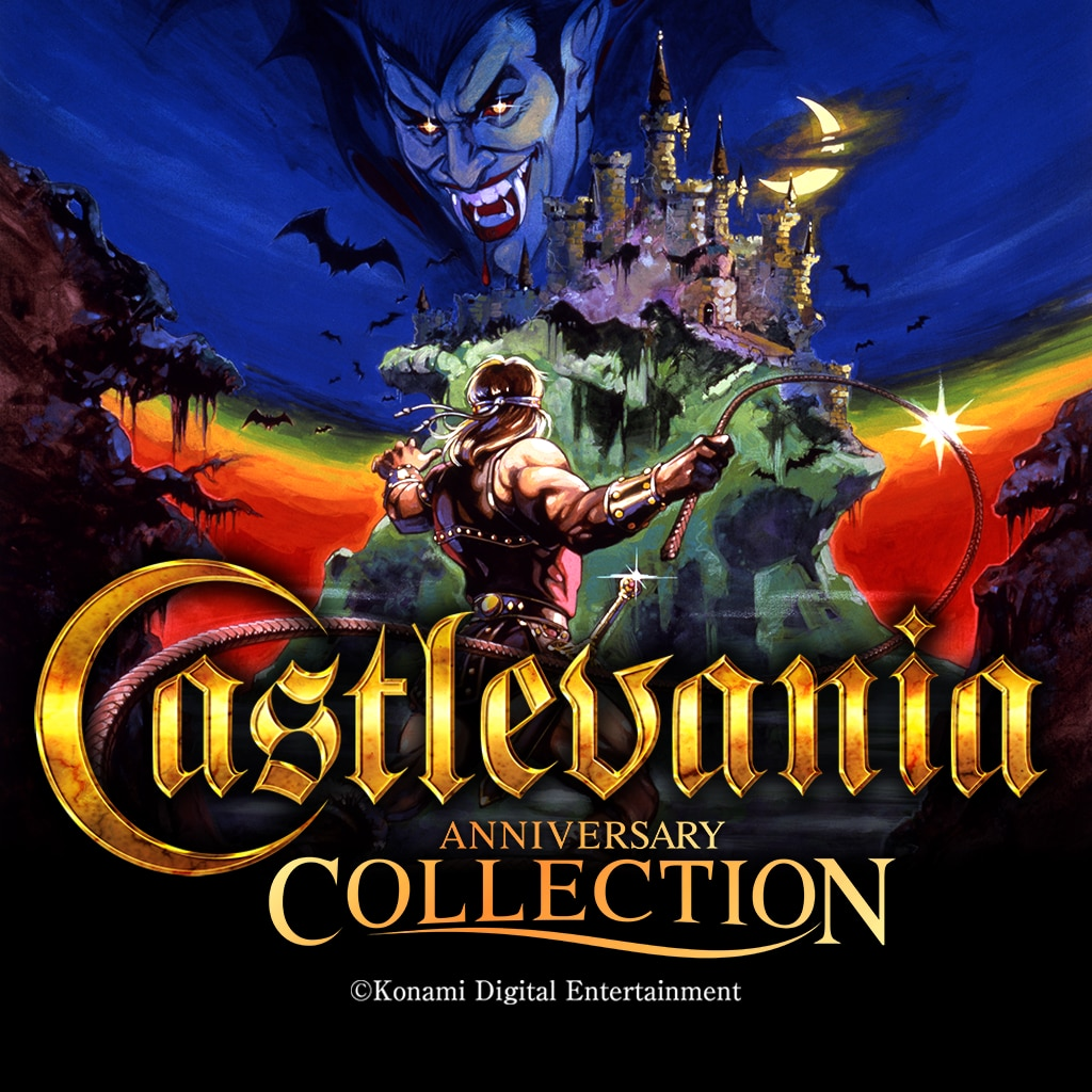 Castlevania Anniversary Collection (English Ver.)