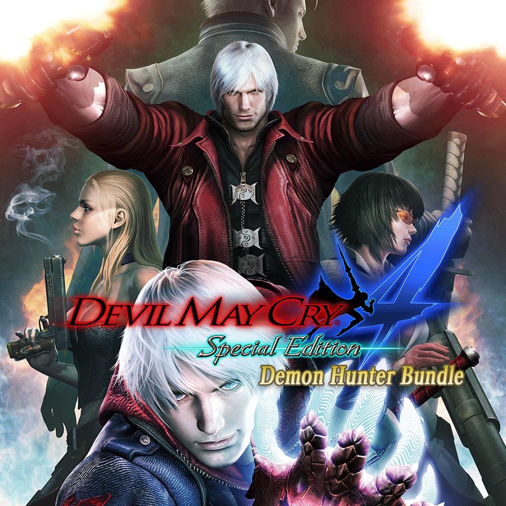 DMC4SE Demon Hunter Bundle