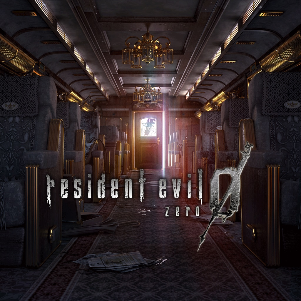 Resident Evil 0 (English/Chinese/Japanese Ver.)