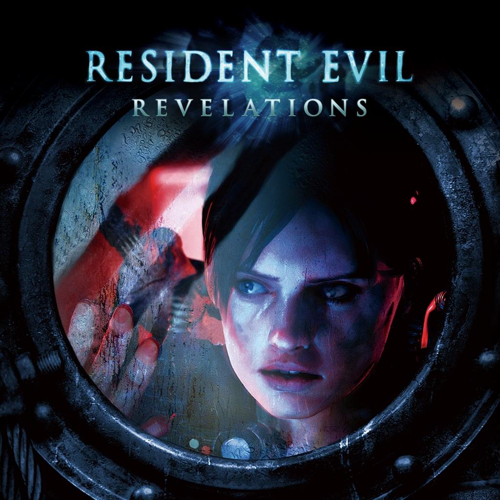 RESIDENT EVIL REVELATIONS (English/Chinese/Japanese Ver.)