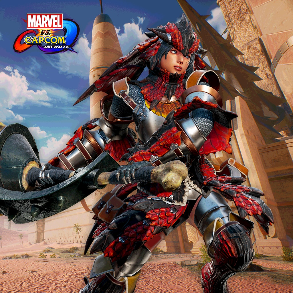 Marvel vs. Capcom: Infinite - Monster Hunter