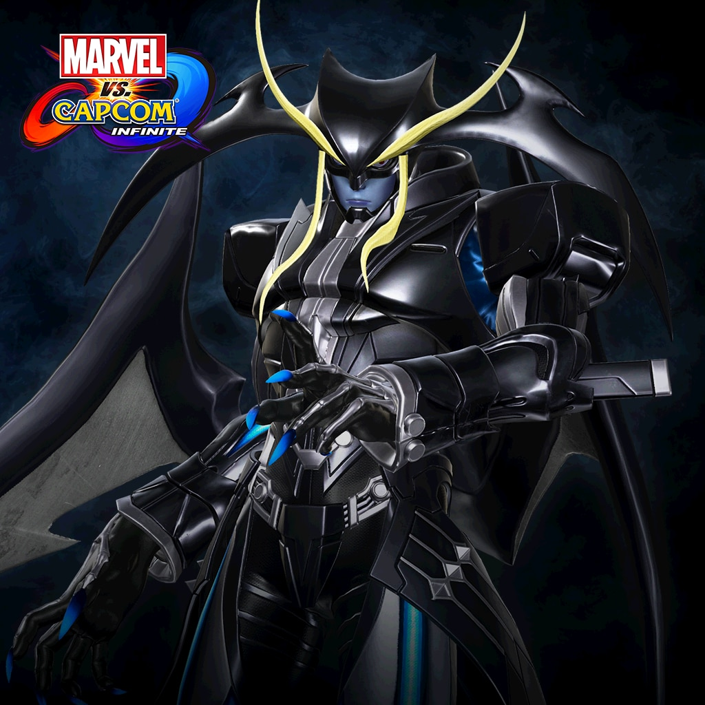 Marvel vs. Capcom: Infinite - Jedah Makai Messiah Costume