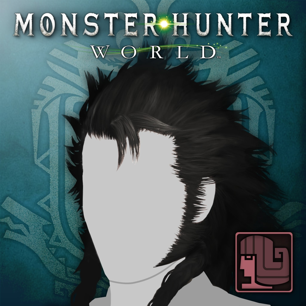 MONSTER HUNTER: WORLD™: Hairstyle: The Admiral