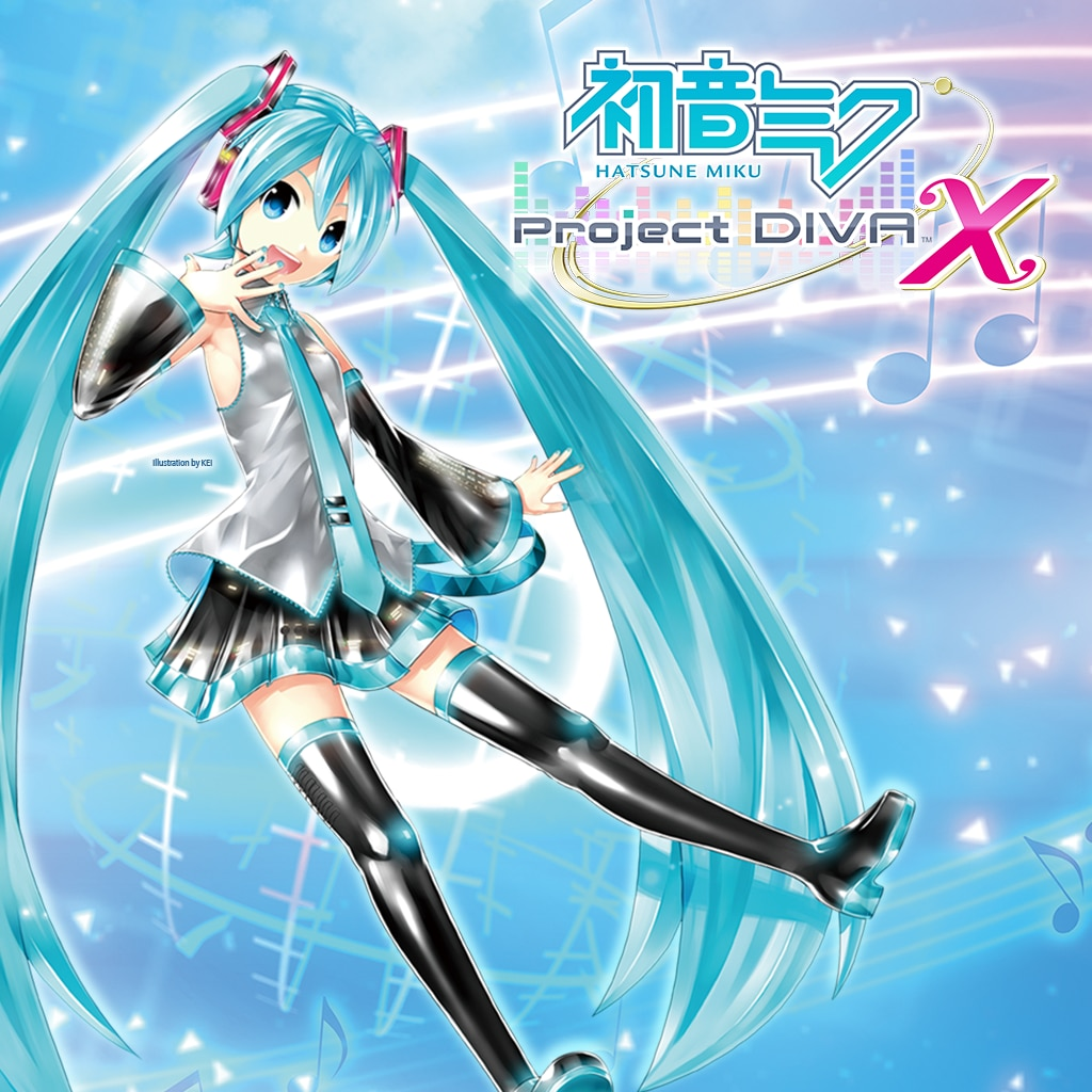 Hatsune Miku: Project DIVA X Demo