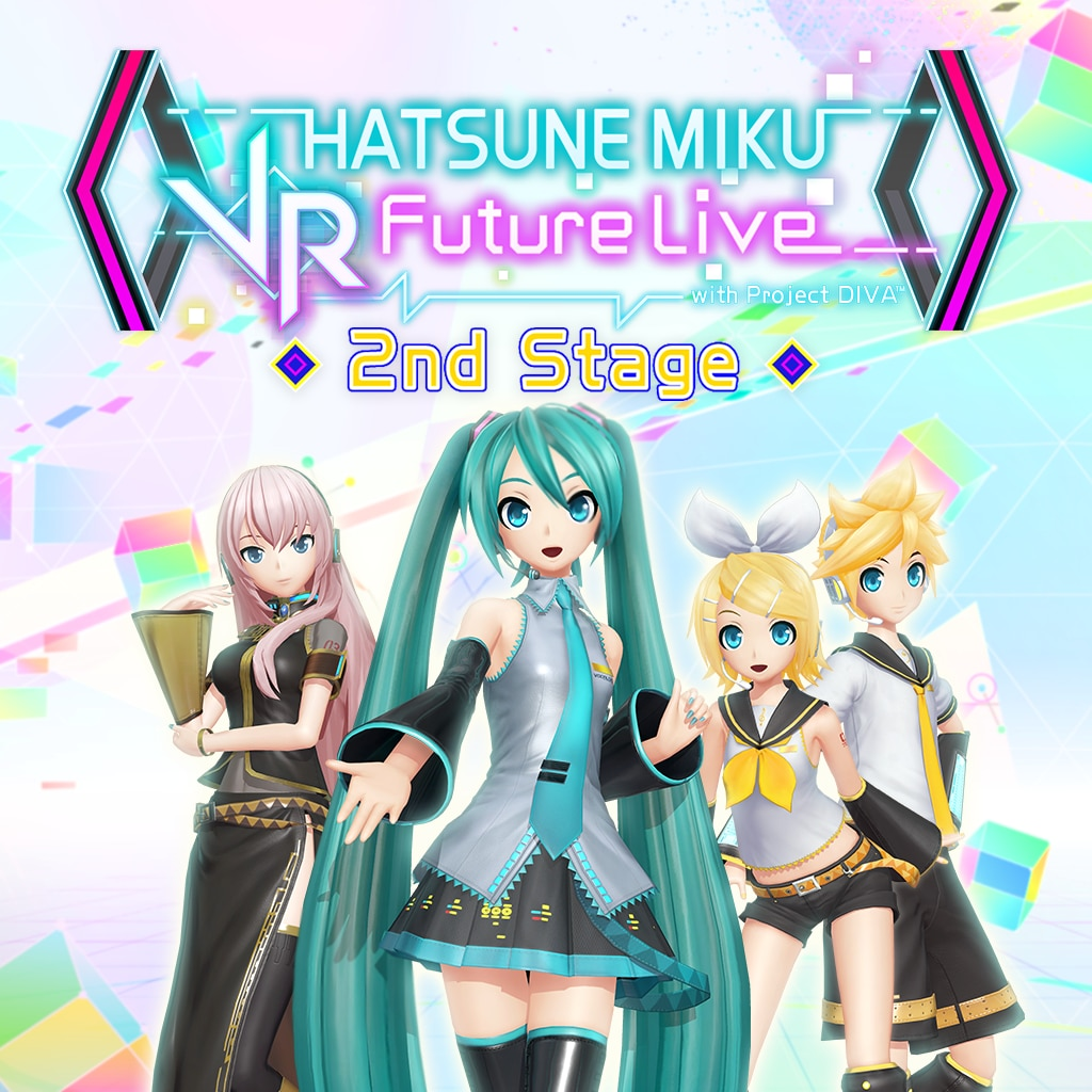 Hatsune Miku: VR Future Live - 2nd Stage