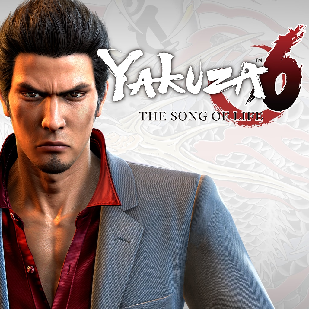Yakuza 6: The Song of Life SSR Kazuma Kiryu Clan Creator Card