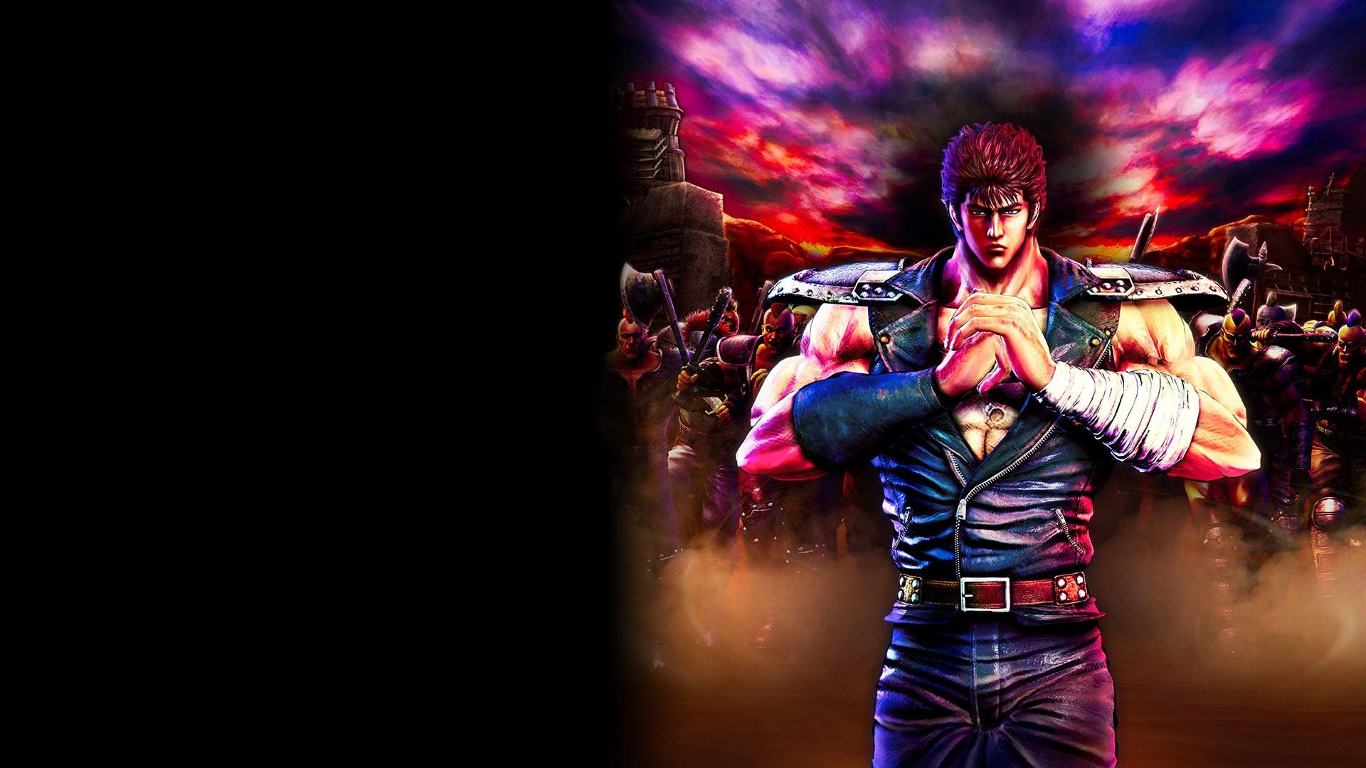 Fist of the North Star: Lost Paradise - Kazuma Kiryu Skin