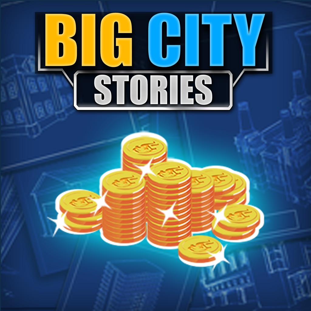 Big City Stories - PlayStation®Plus Exclusive Pack