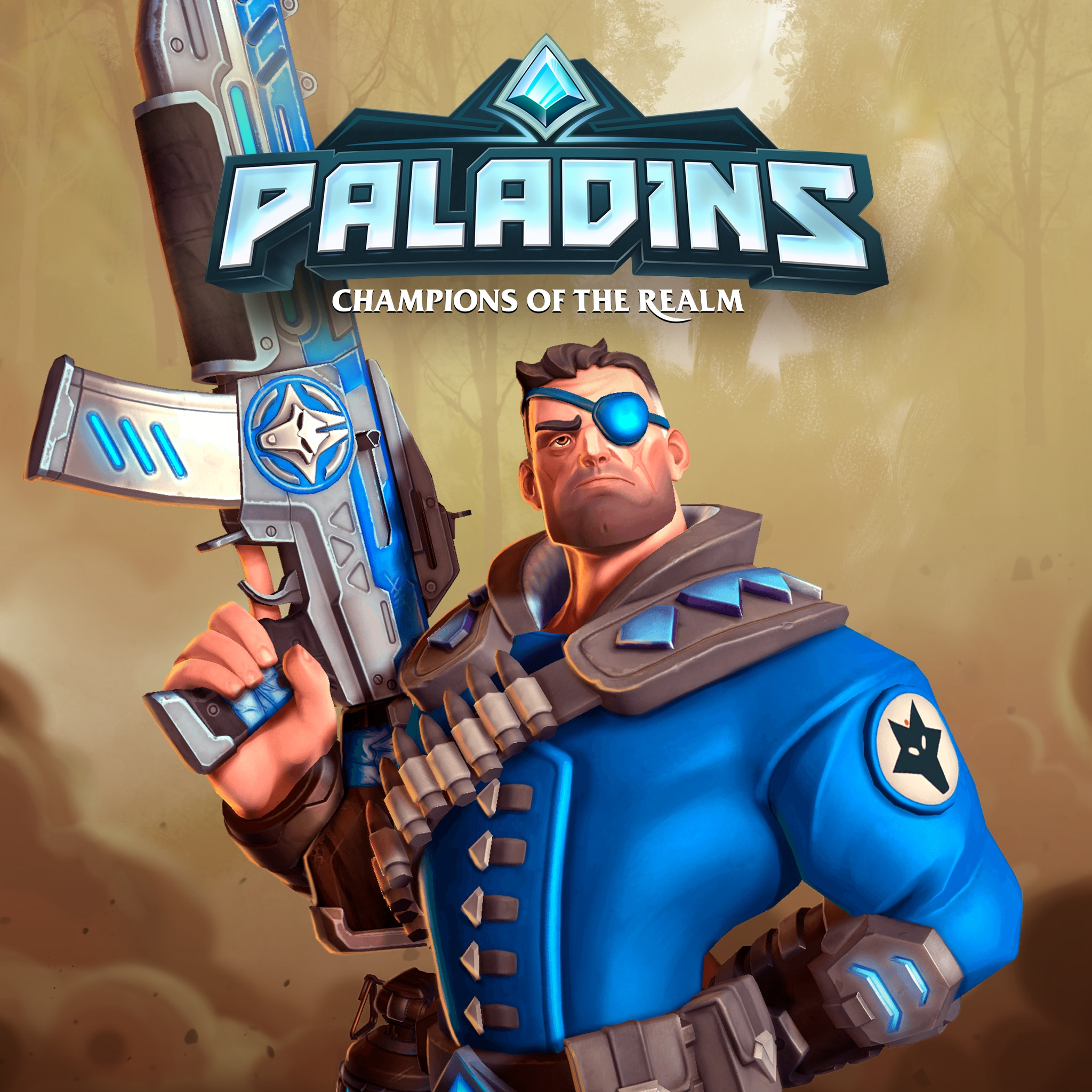 Paladins Viktor Soldier+ Skin Collection