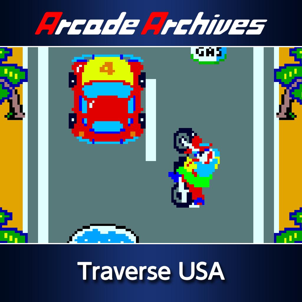 Arcade Archives Traverse USA