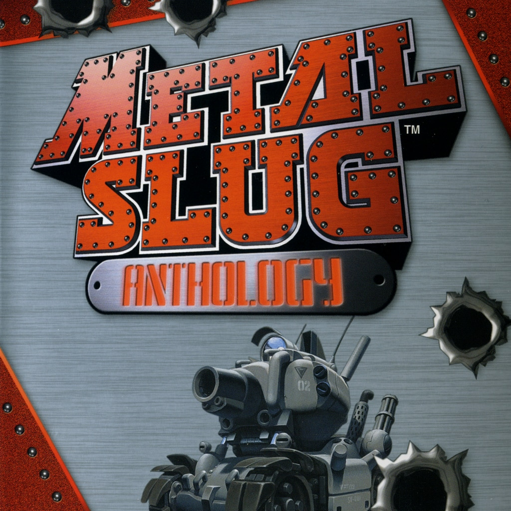 METAL SLUG ANTHOLOGY™