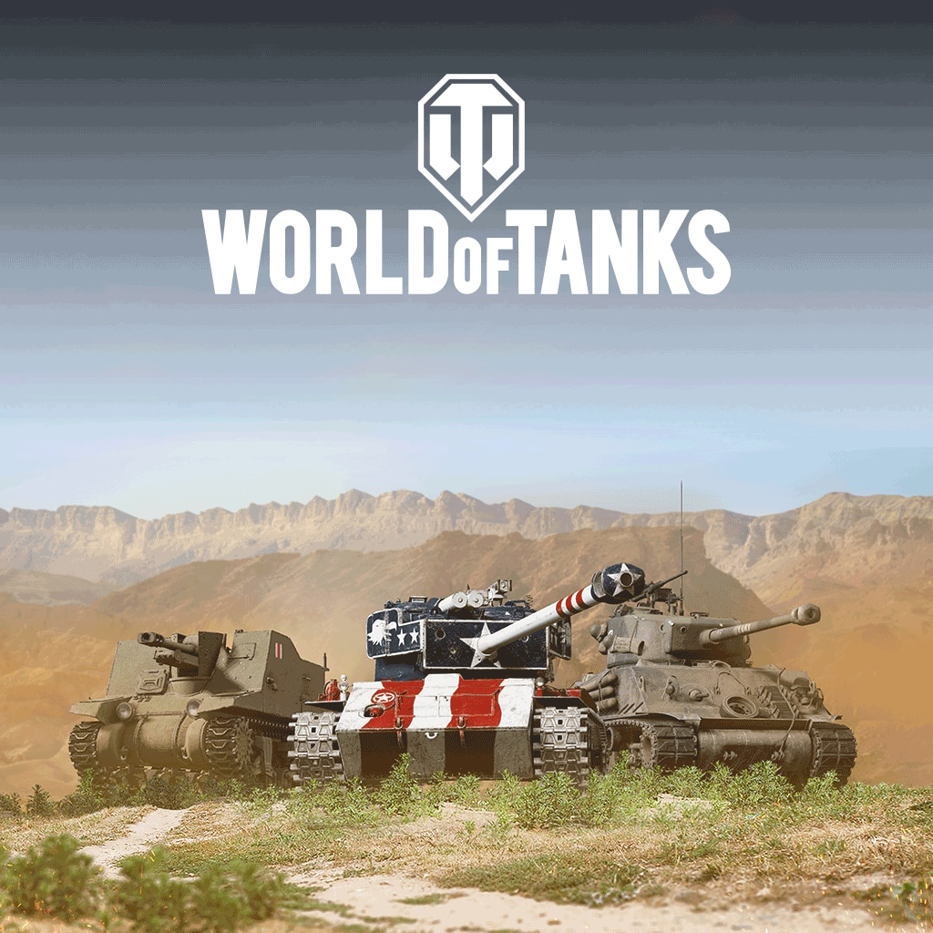 World of Tanks: Freedom Edition (中日英韓文版)