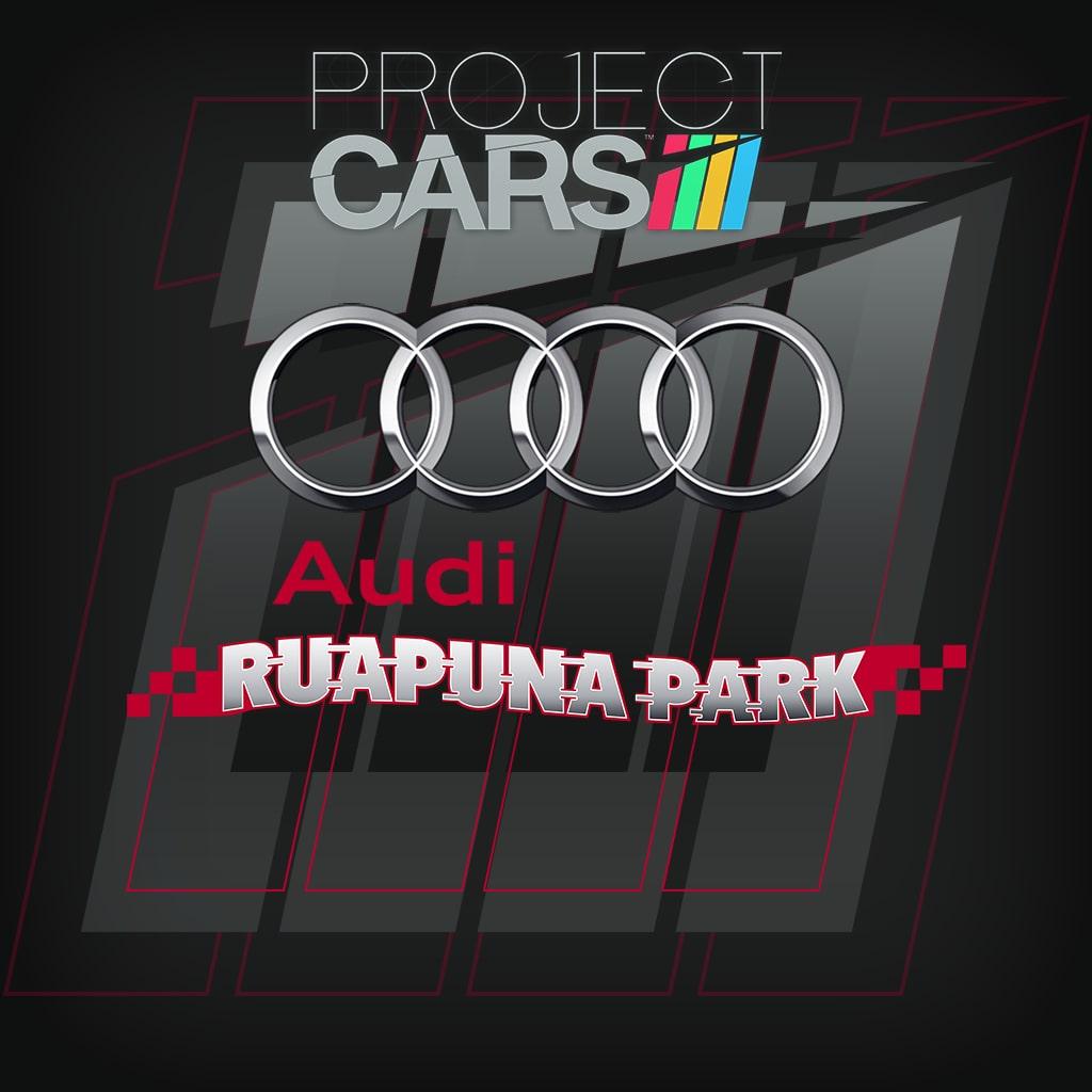 Project CARS - Expansão Audi Ruapuna Park