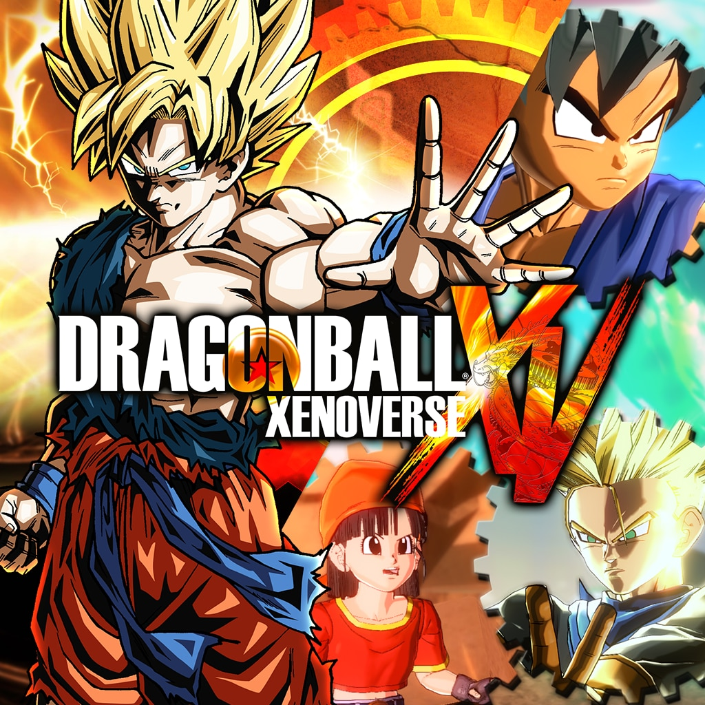 Dragon Ball Xenoverse + Season Pass Bundle