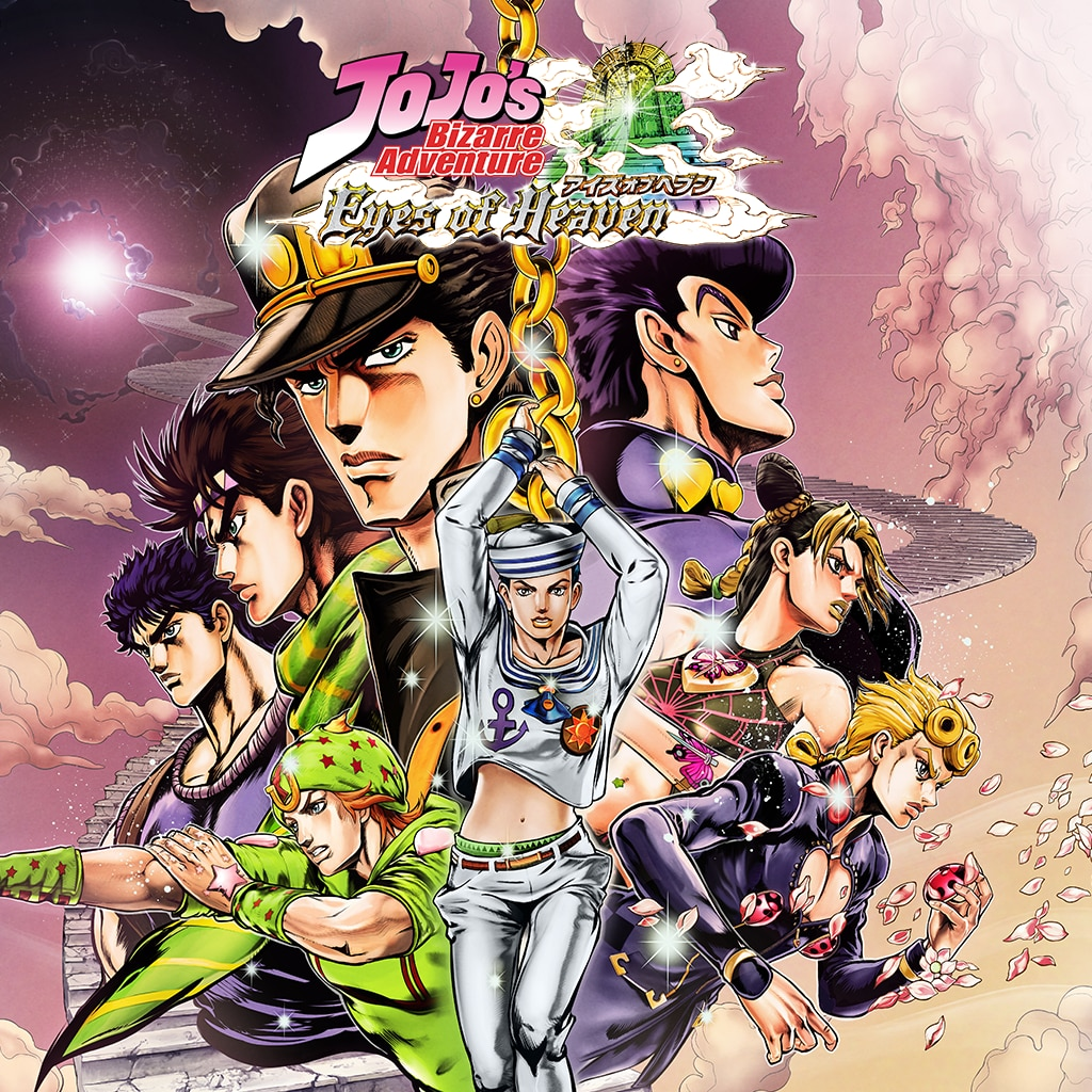 JOJO'S BIZARRE ADVENTURE: EYES OF HEAVEN DEMO
