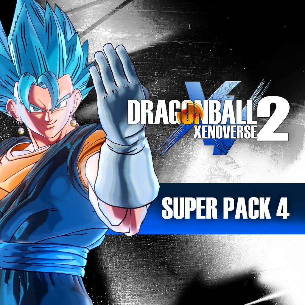 DRAGON BALL XENOVERSE 2 - Super Pack 4