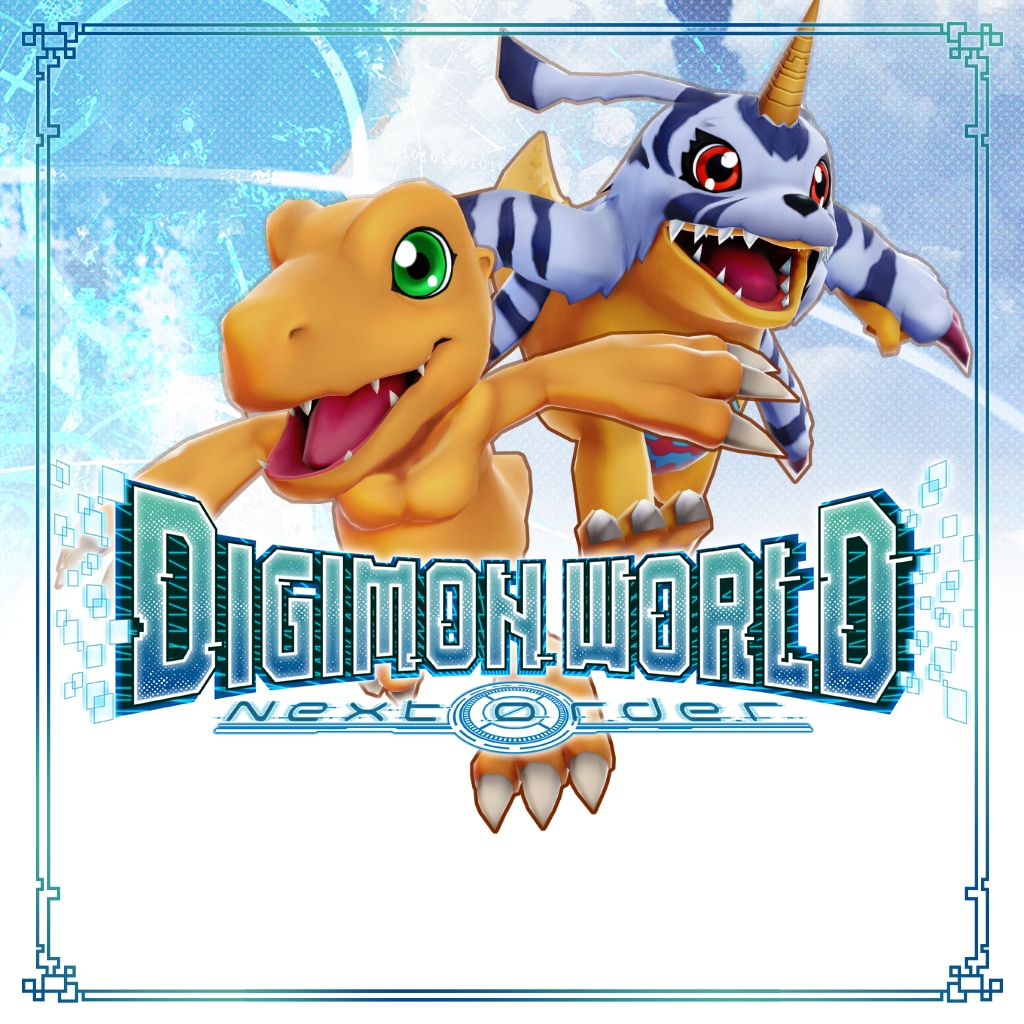 Digimon World: Next Order - Agumon & Gabumon Talking DigiEggs