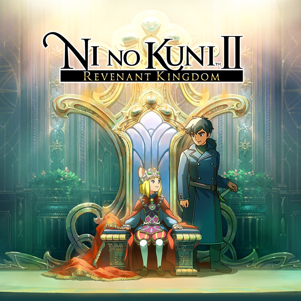Ni no Kuni™ II: REVENANT KINGDOM - Deluxe Edition
