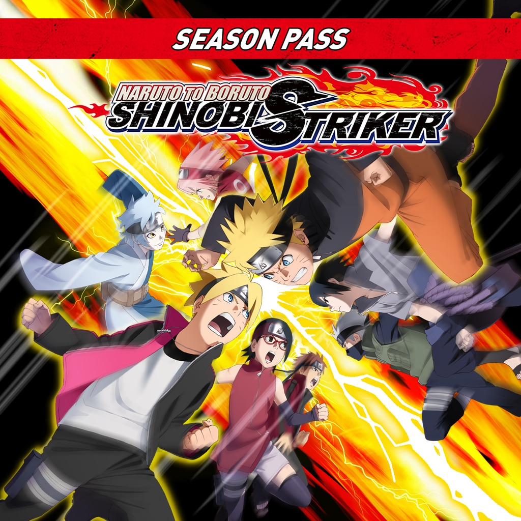 Passe de Temporada NARUTO TO BORUTO: SHINOBI STRIKER