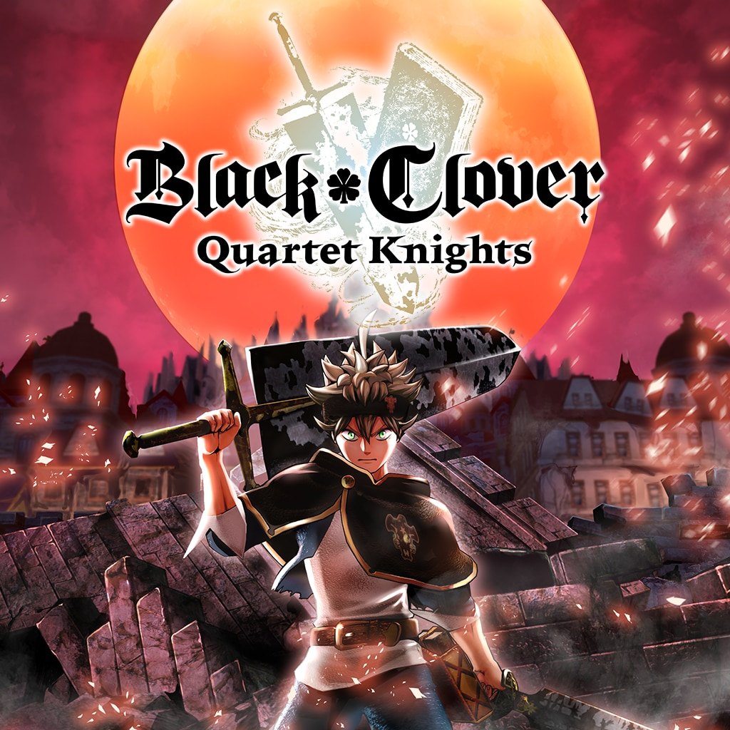 BLACK CLOVER: QUARTET KNIGHTS Trial