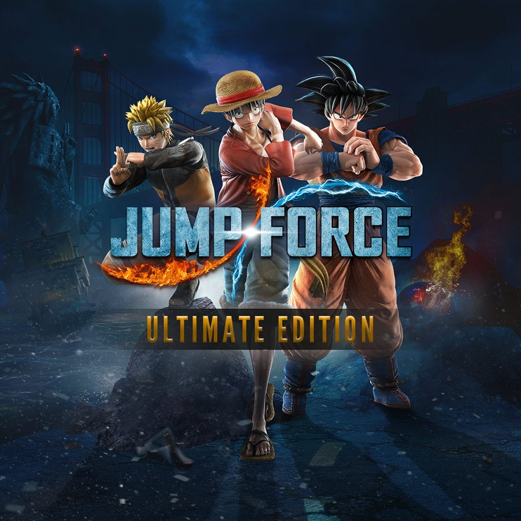 JUMP FORCE - Edición Definitiva