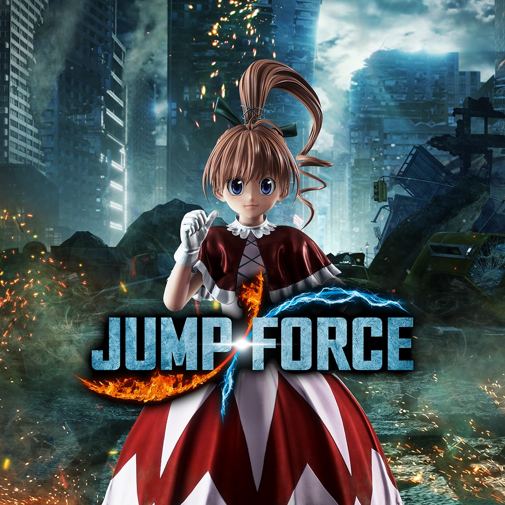 JUMP FORCE Character Pack 2: Biscuit Krueger