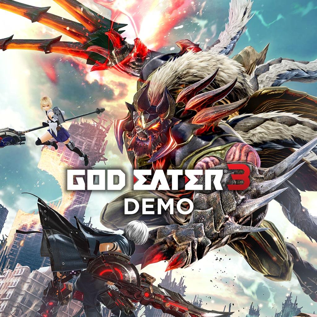 GOD EATER 3 Action Demo