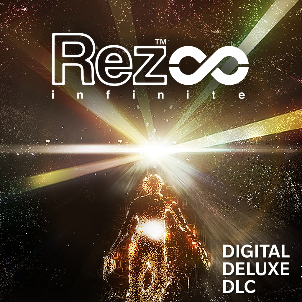 Rez Infinite Digital Deluxe DLC Bundle