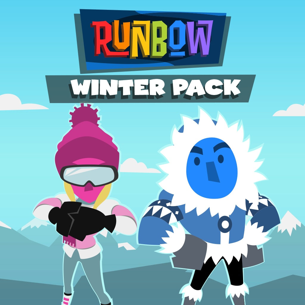 Runbow: Winter Pack