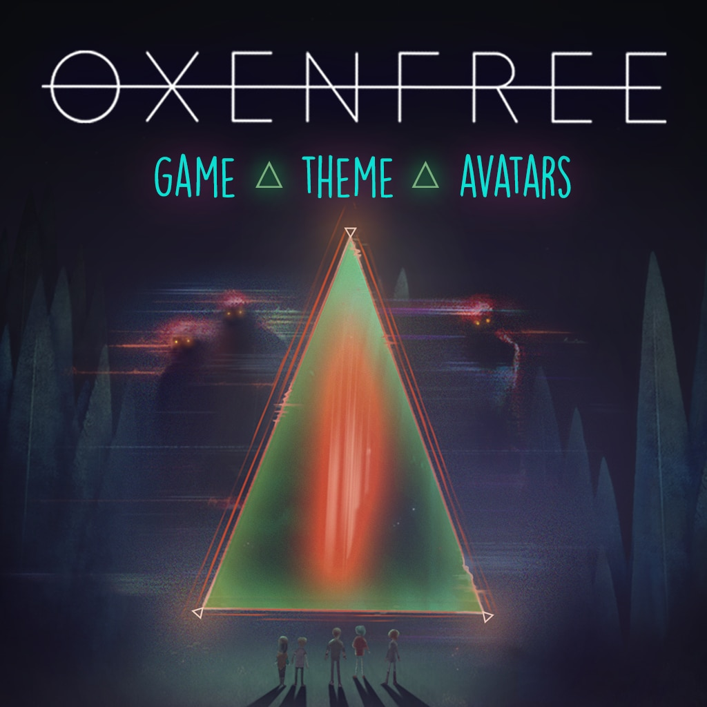 Oxenfree Bundle: Game + Dynamic Theme + Avatars