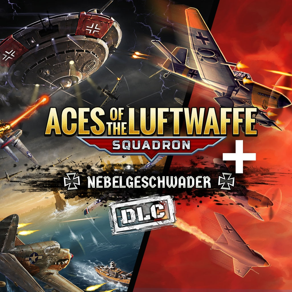 Aces of the Luftwaffe - Squadron Extended Edition