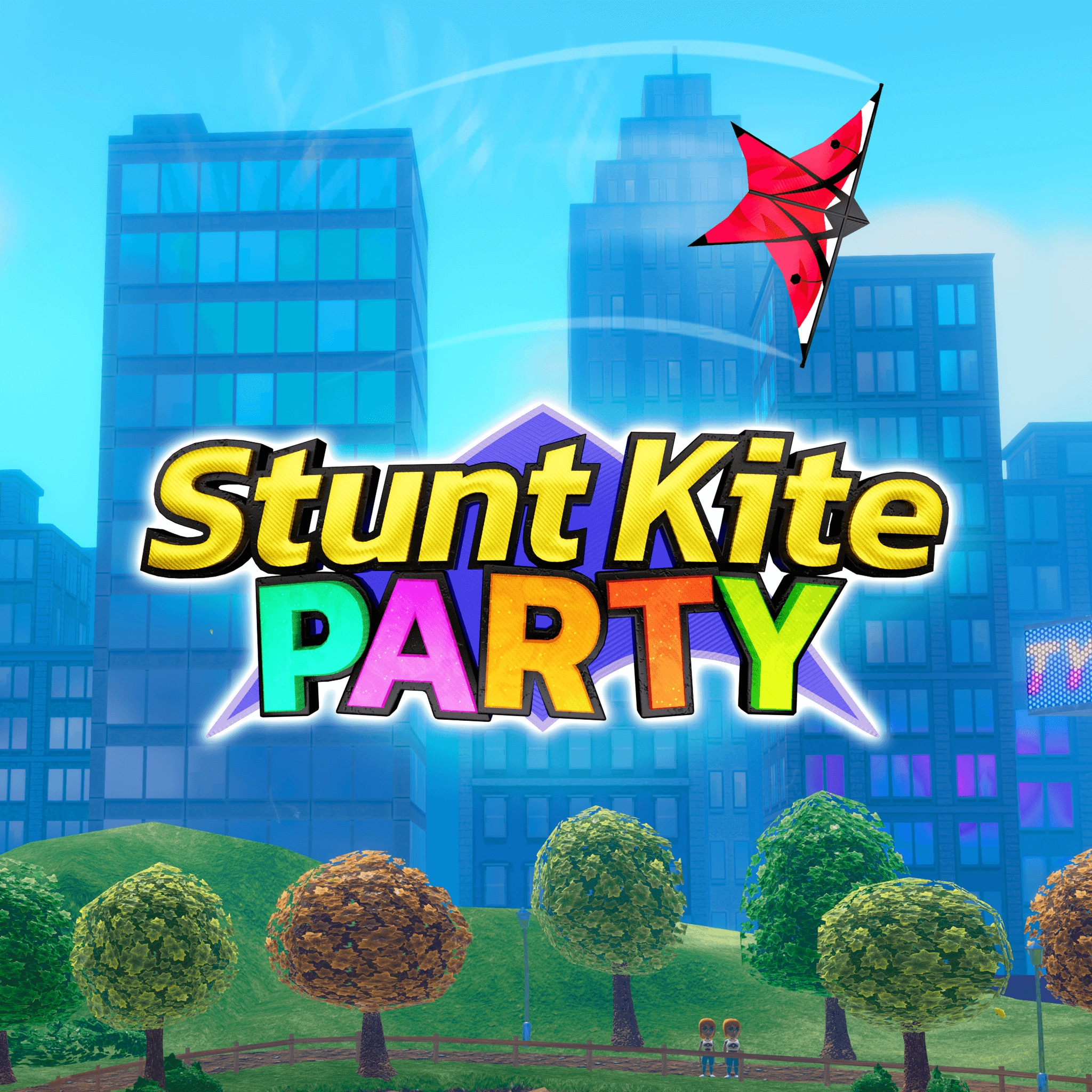 Stunt Kite Party