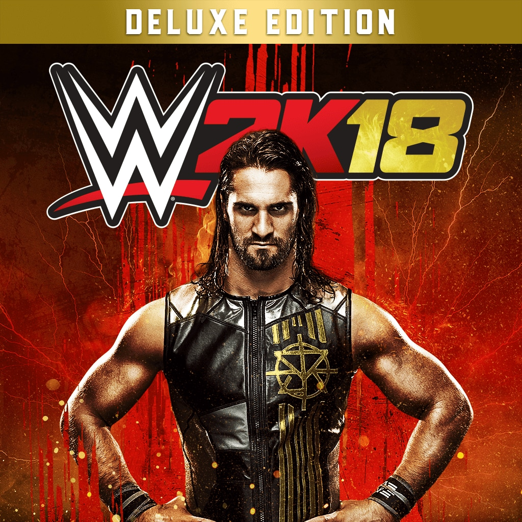 WWE 2K18 édition Digital Deluxe