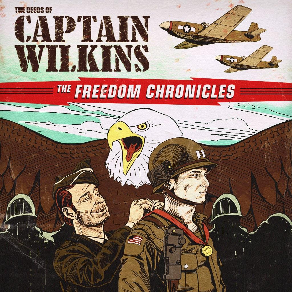 Wolfenstein® II: The Deeds of Captain Wilkins (DLC 3)