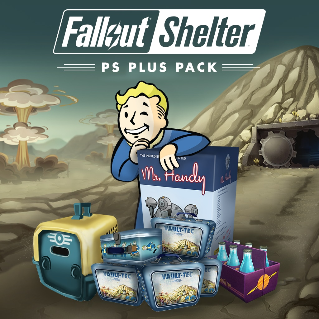 Fallout Shelter: PlayStation®Plus Pack