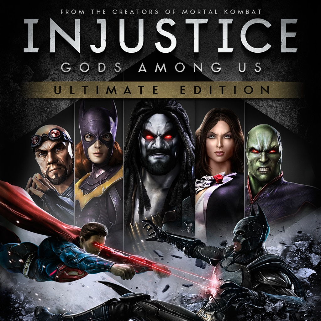 Injustice: Gods Among Us Ultimate Edition full game (English Ver.)