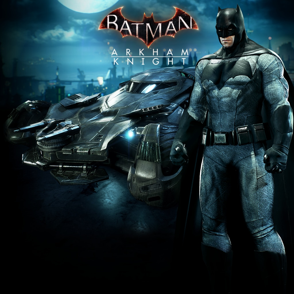 Arkham Knight Pack Batmobile 2016 de Batman vs Superman