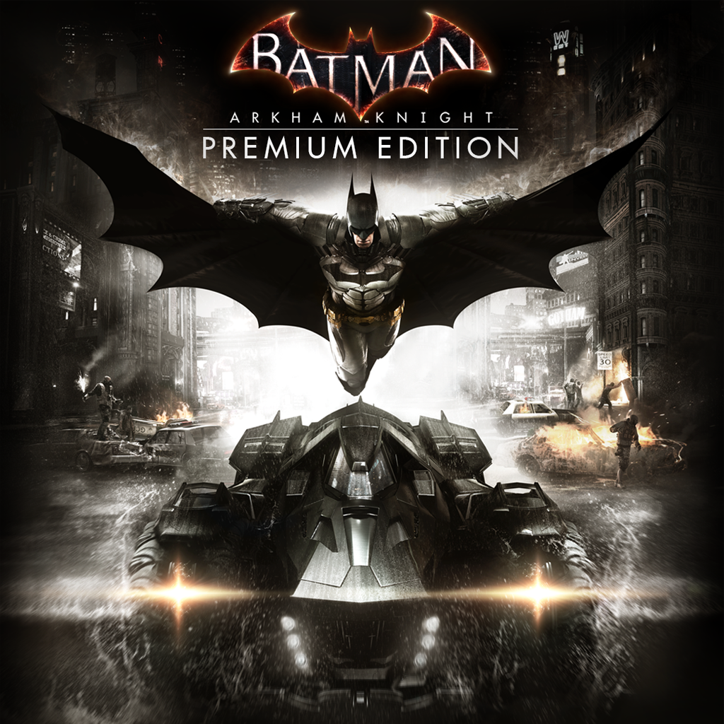 Batman™: Arkham Knight Premium Edition (English Ver.)