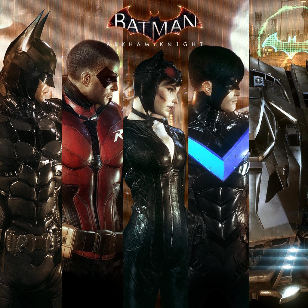 Batman: Arkham Knight Pacote Desafio do Combatente do Crime 2