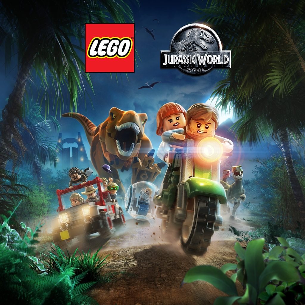 Demo de LEGO® Jurassic World™