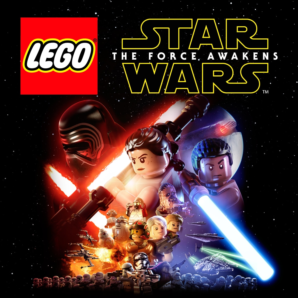 LEGO® STAR WARS™: THE FORCE AWAKENS (English Ver.)