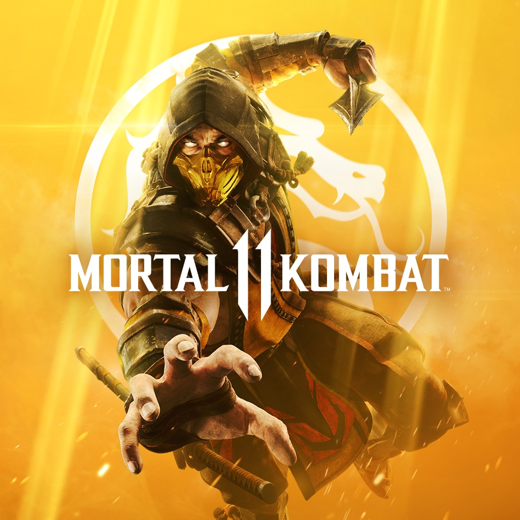 Mortal Kombat 11 (English, Traditional Chinese)