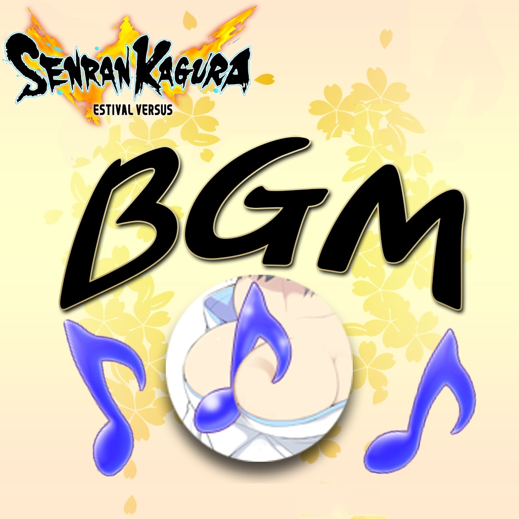 Shinovi Versus BGM Pack (English Ver.)