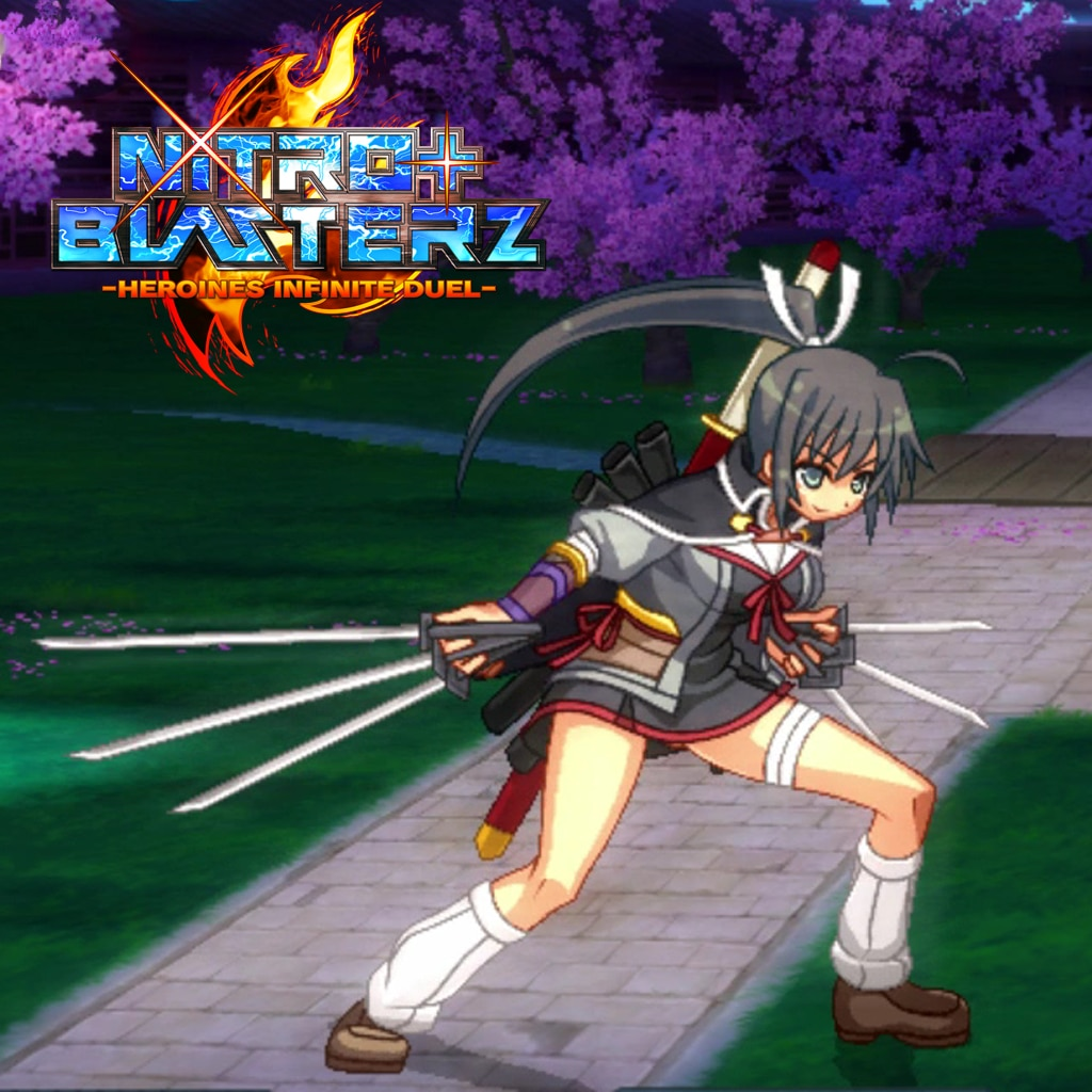 Nitroplus Blasterz — Character 2 'Homura'