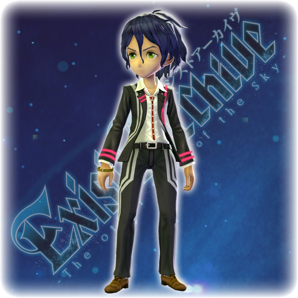 Exist Archive - Mitsuhide's Color Variation A Costume (English Ver.)