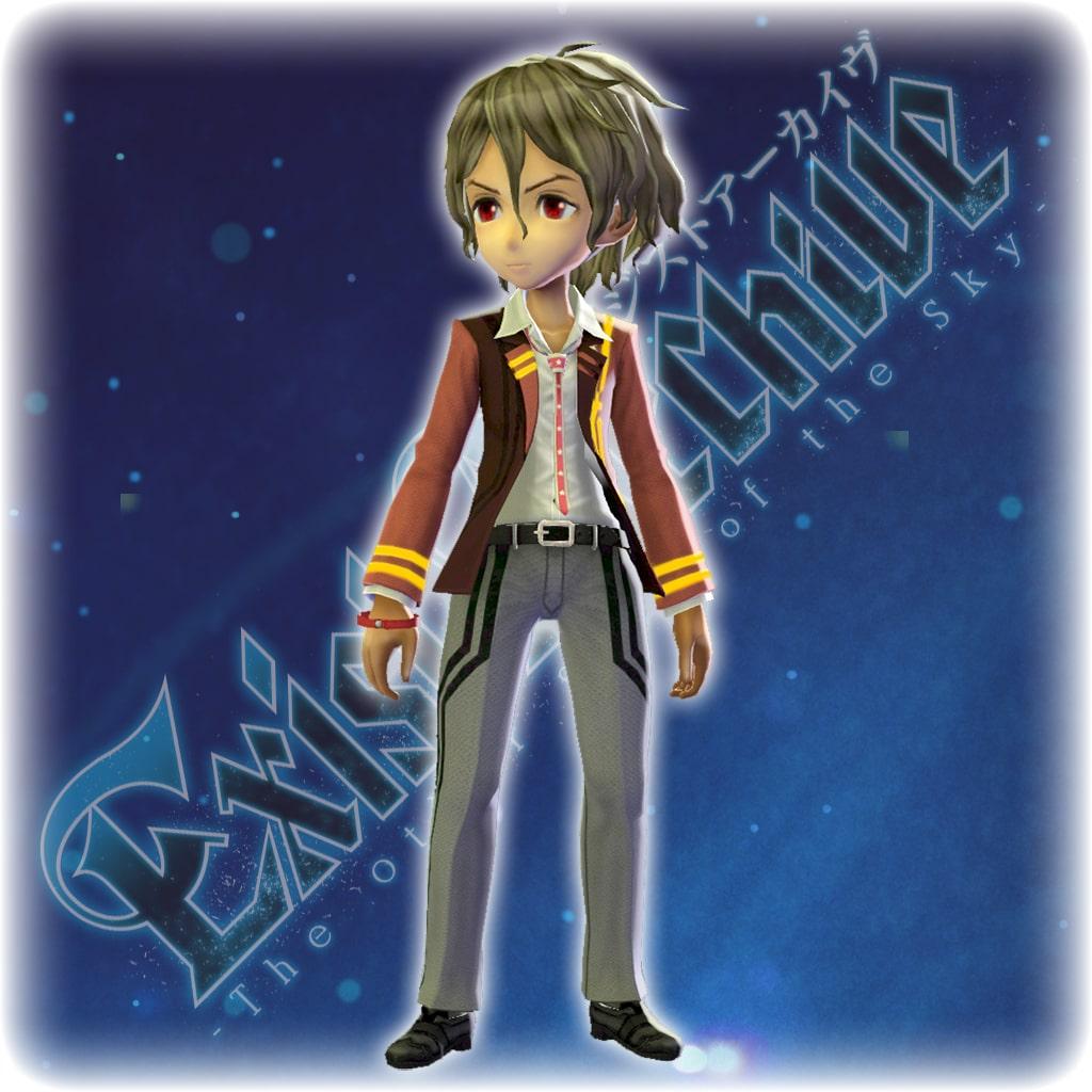 Exist Archive - Mitsuhide's Color Variation C Costume (English Ver.)