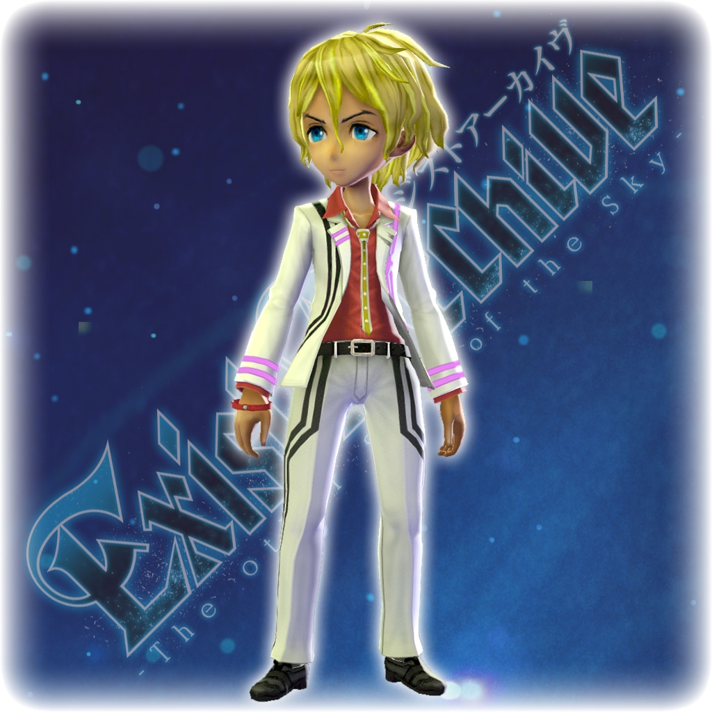 Exist Archive - Mitsuhide's Color Variation B Costume (English Ver.)