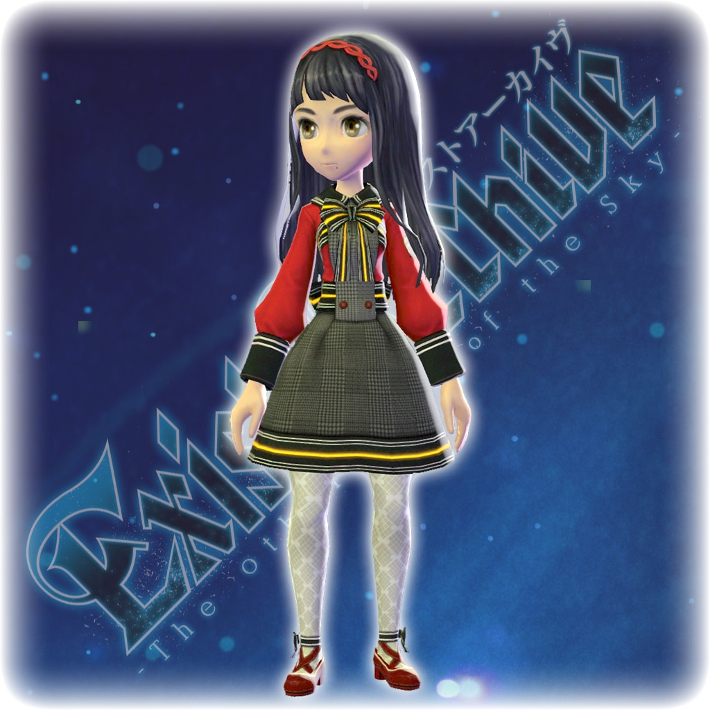 Exist Archive - Ranze's Color Variation B Costume (English Ver.)