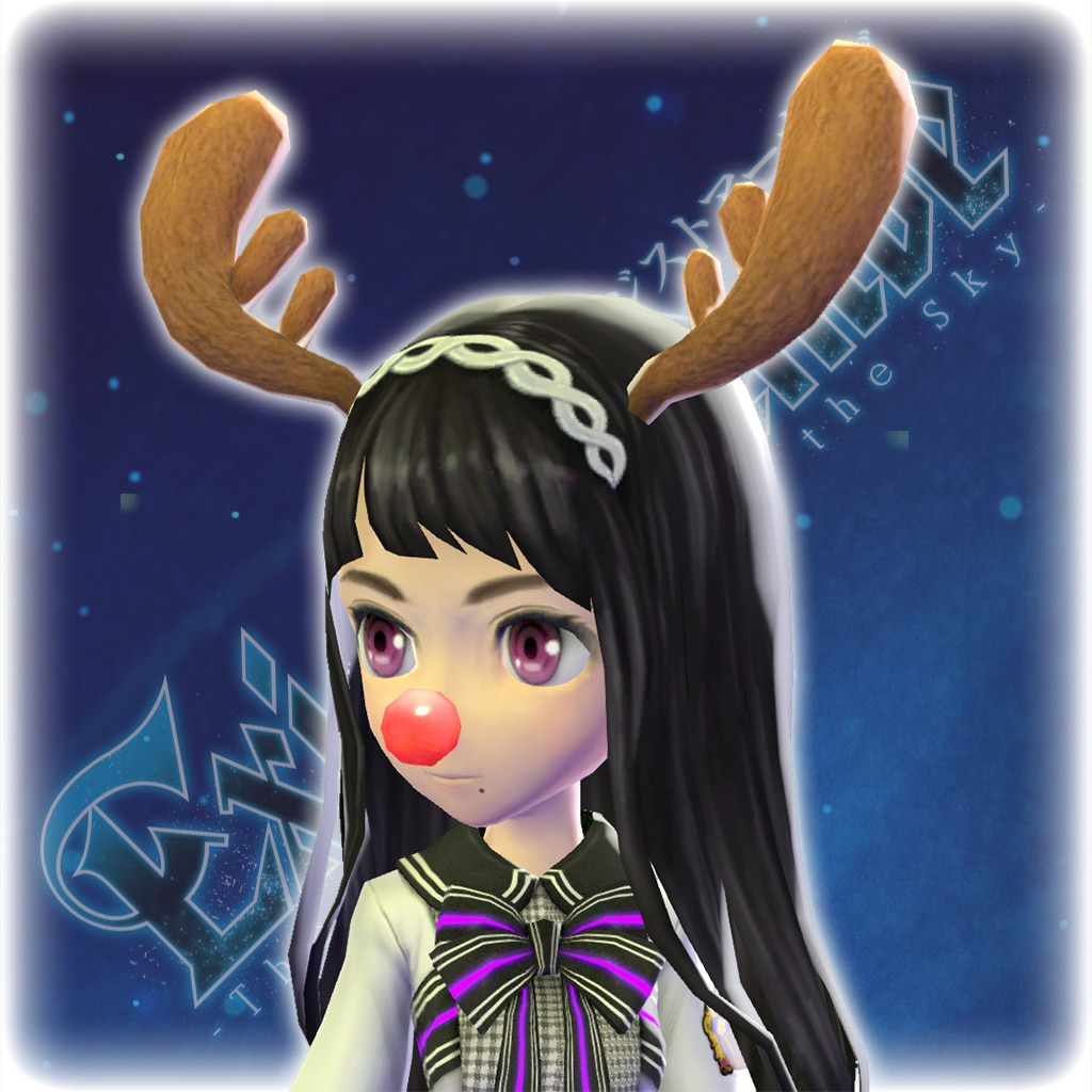 Exist Archive - Ranze's Reindeer Costume (English Ver.)